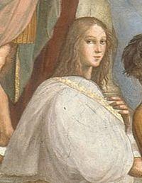 Lady Hypatia!