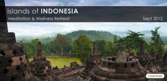 Sacred realms of Borobudur