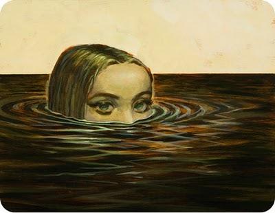 drowing in beauty