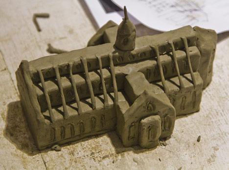 Duomo handmade!