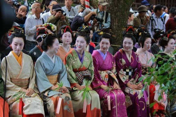 Konpira and the comb festival