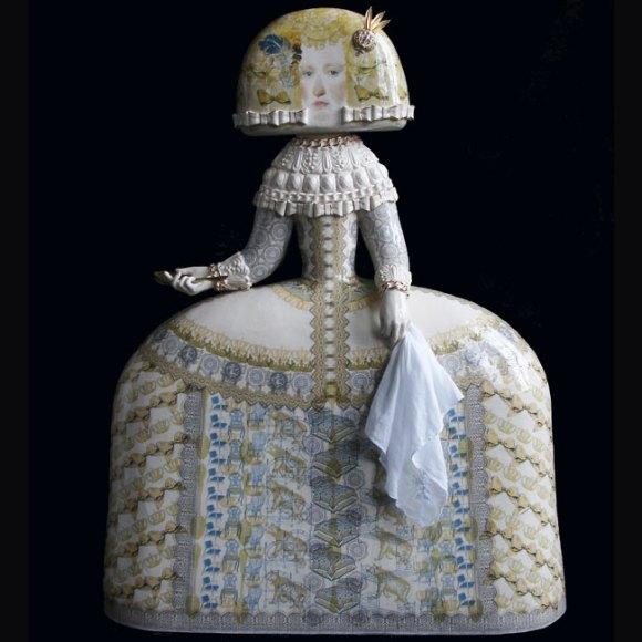 Claire Partington Contemporary Ceramic Sculpture