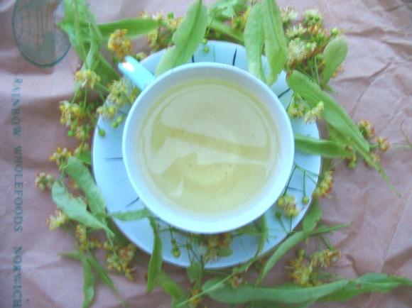 Limeflower tea 1