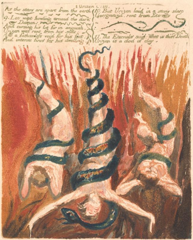 William Blakes Urizen