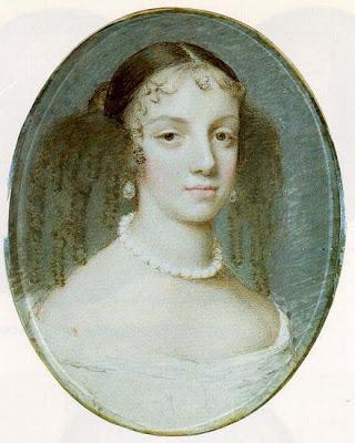 Queen Catharine Braganza.