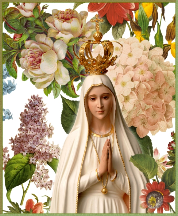 Pray for us Our Lady of Fatima, We need your Love.